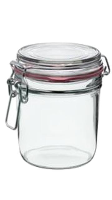 Słoik szklany z zamknięciem 540 ml