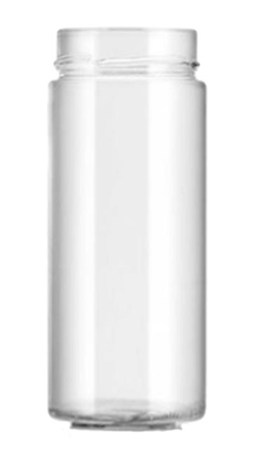 SŁOIK CYLINDRYCZNY VASO 580 ML