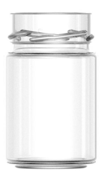 Słoik cylindryczny 200 ml