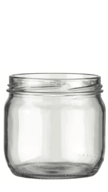 SŁOIK SZKLANY CRO 370 ml